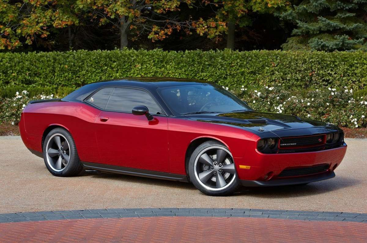 Dodge Challenger Scat Package