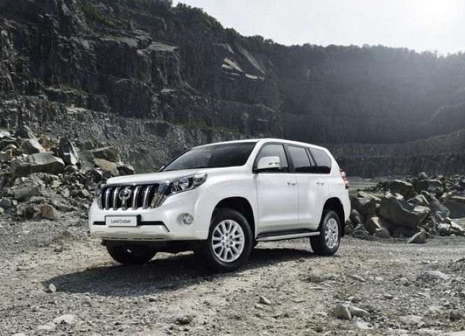 Nuovo Toyota Land Cruiser MY 2014