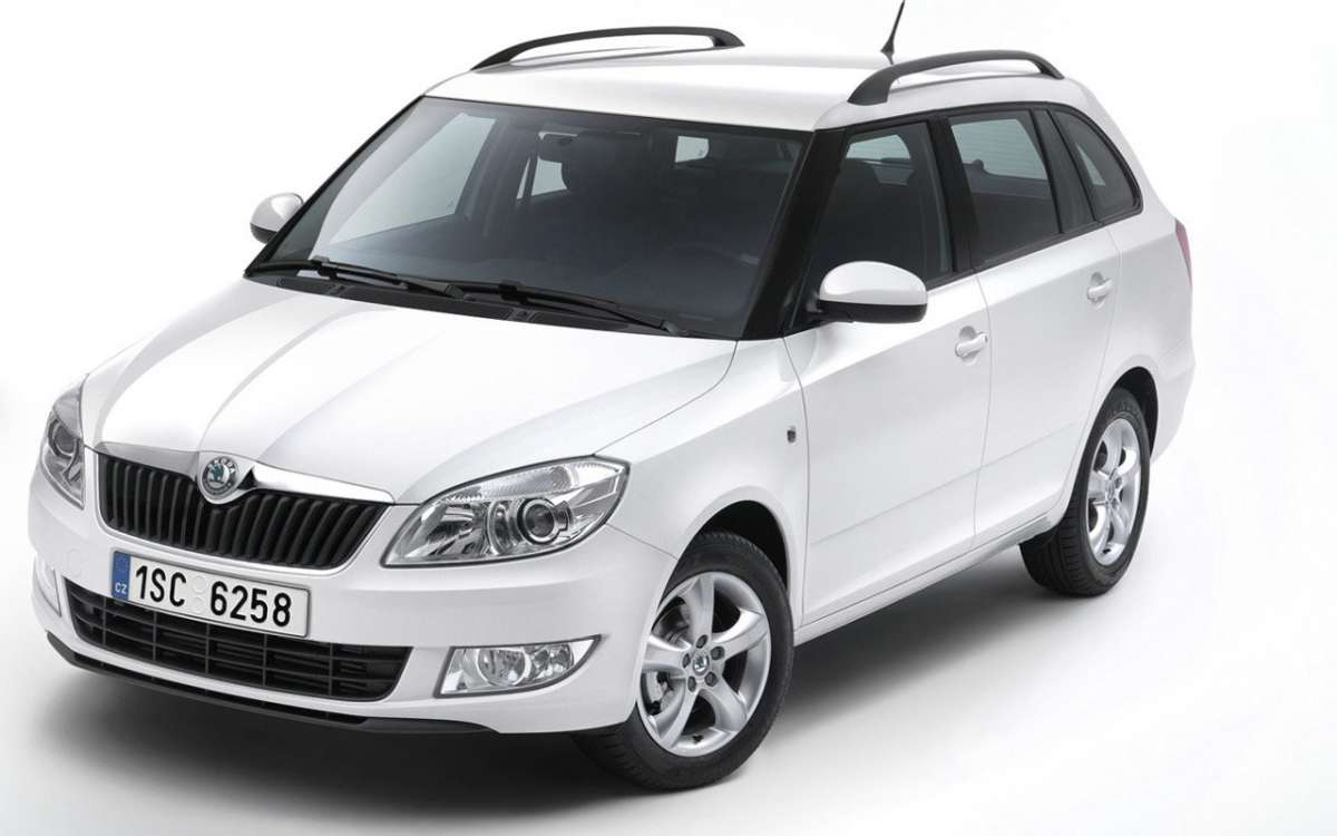 Fabia Wagon GreenLine