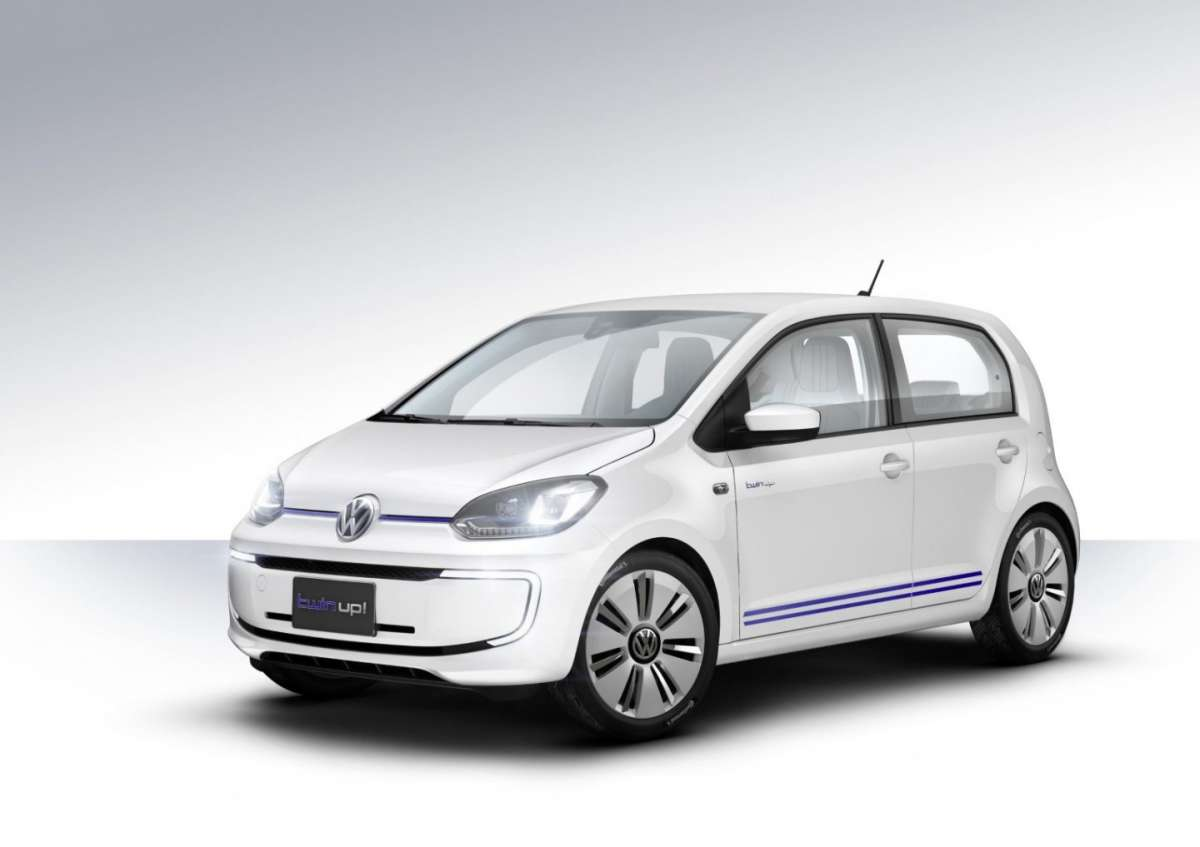 Volkswagen Twin-up!,  autonomia
