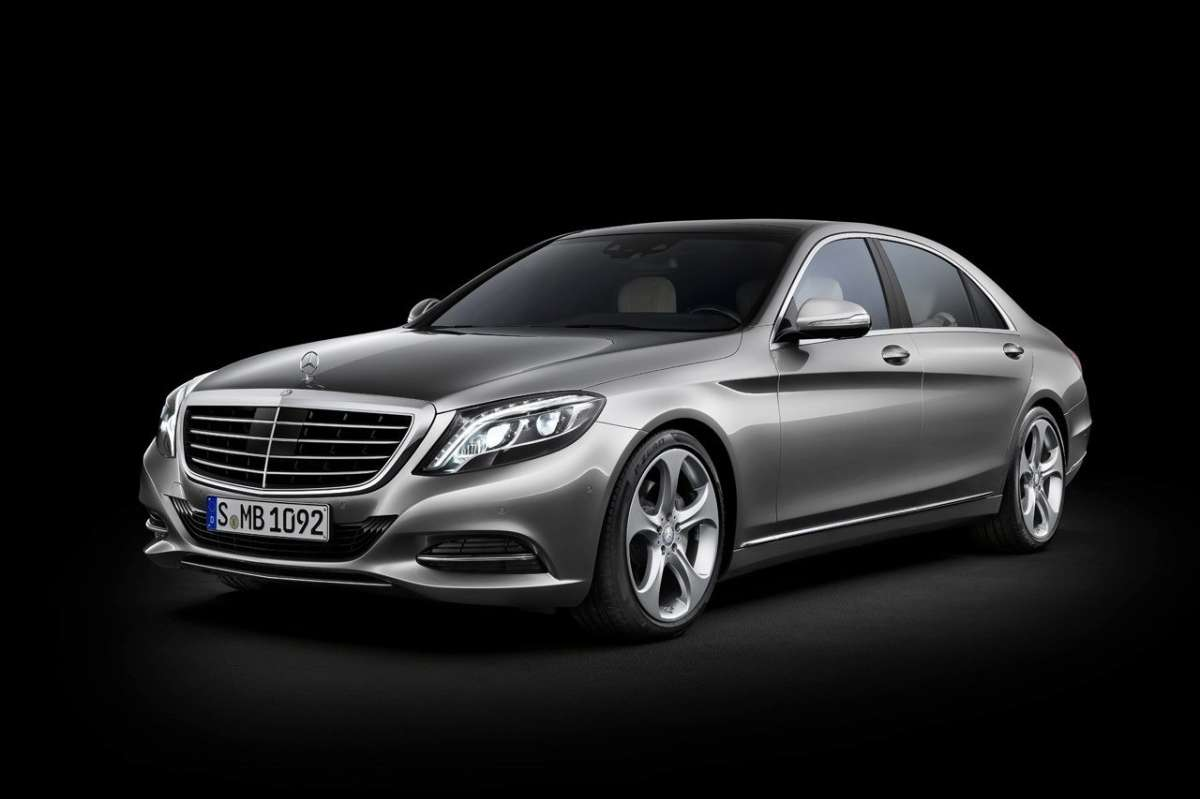 Mercedes S600 muso