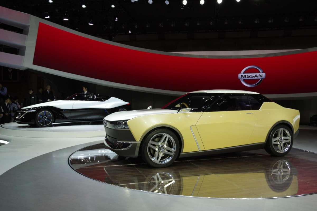 nissan IDx Freeflow al Salone di Tokio 2013