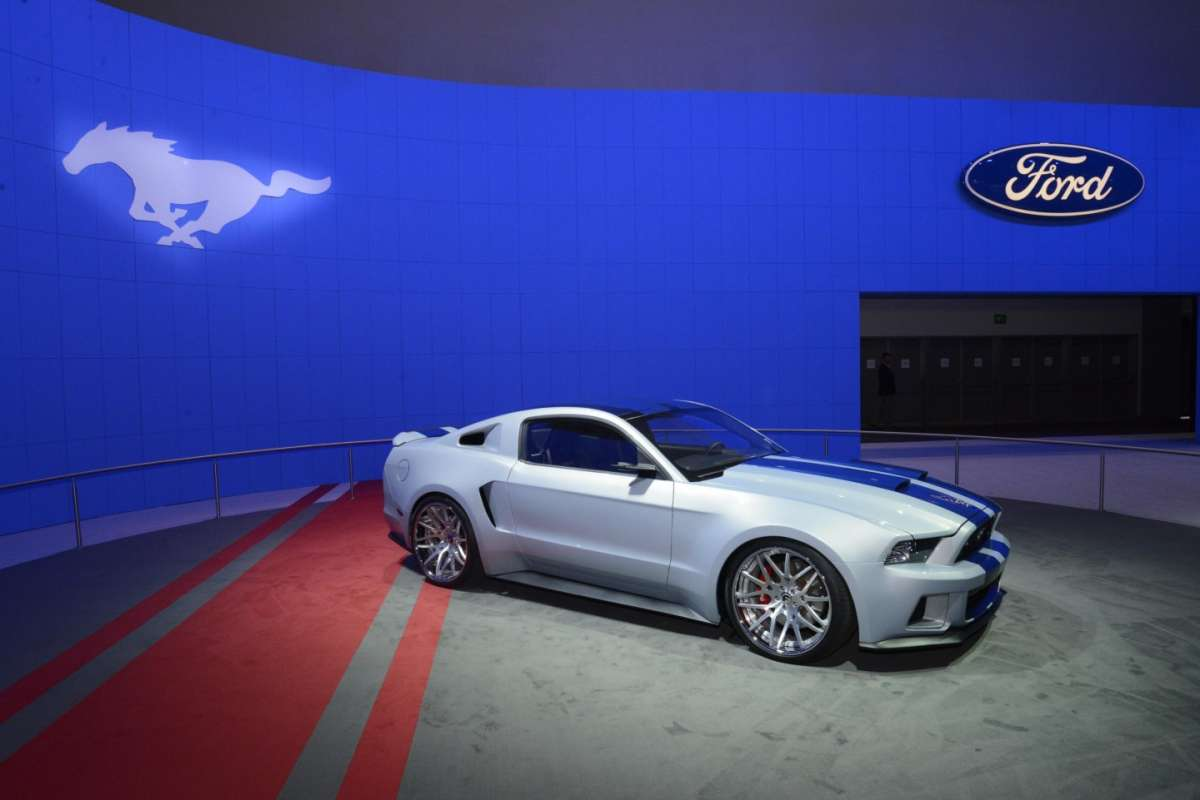 Ford Mustang GT al Salone di Los Angeles 2013 - 05