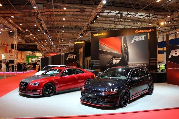 Abt all'Essen Motorshow 2013