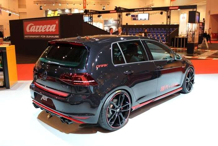 Volkswagen Golf GTI Dark Edition, motore