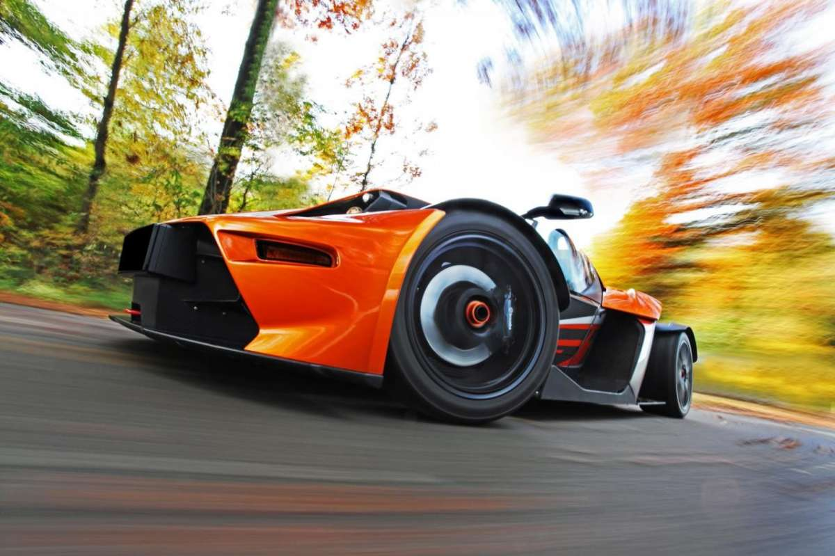 Ktm X-Bow Gt Wimmer RS, tuning