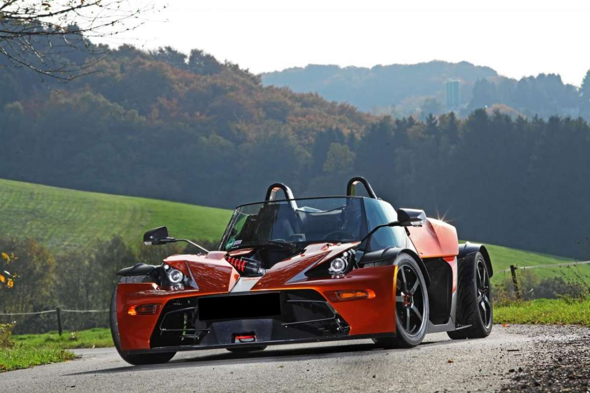 Ktm X-Bow Gt Wimmer RS