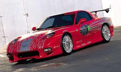 Mazda RX-7 Fast and Furious
