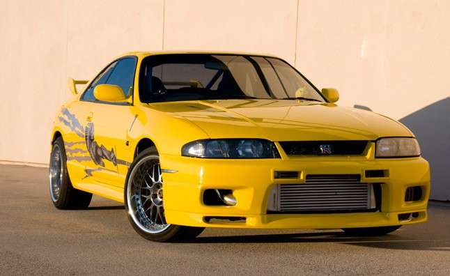 Nissan GT-R R33 Fast and Furious