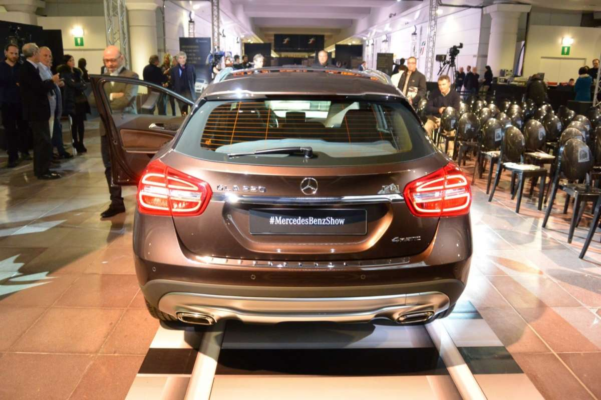 Mercedes GLA, 4Matic