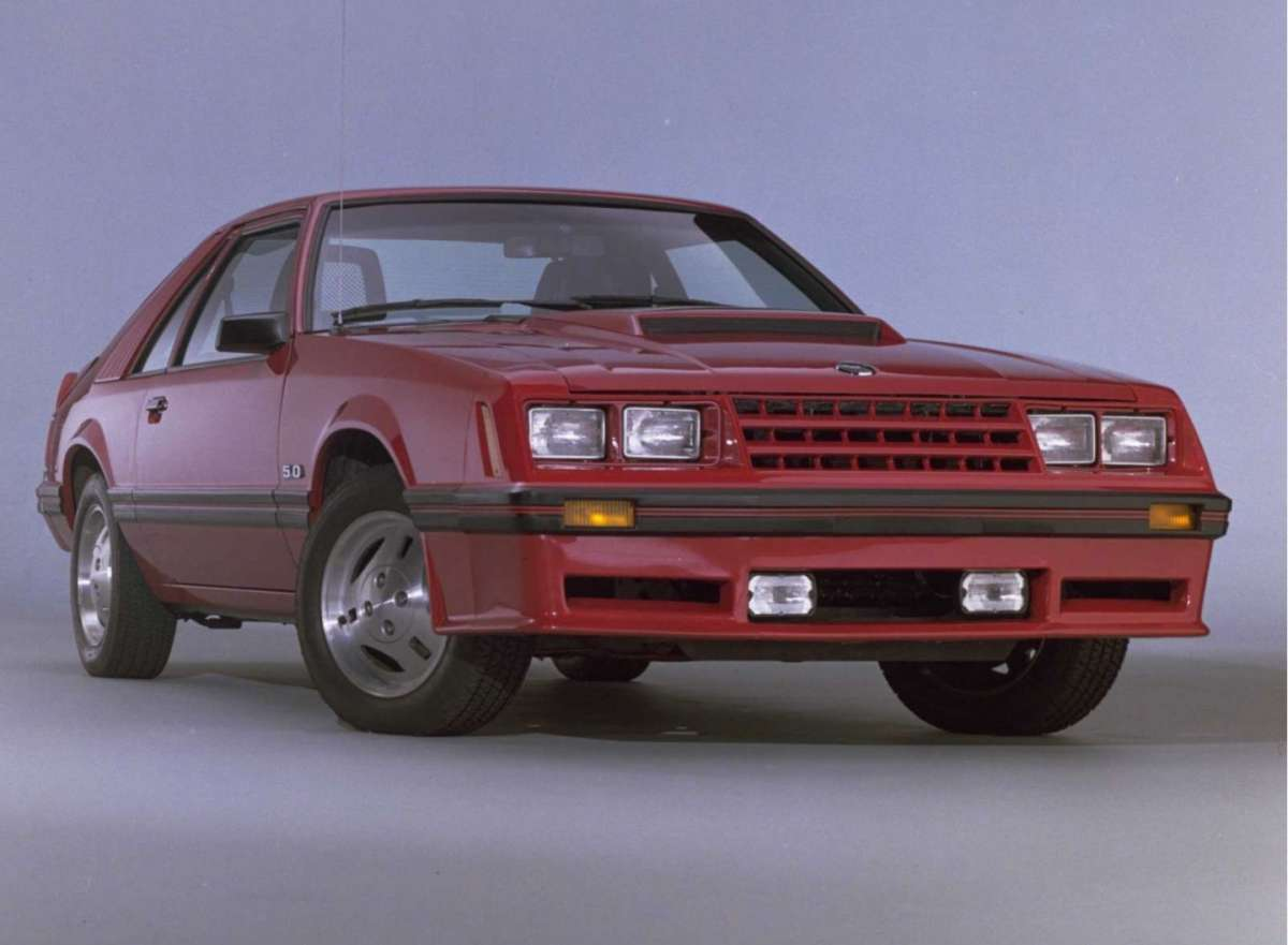 Ford Mustang 1982