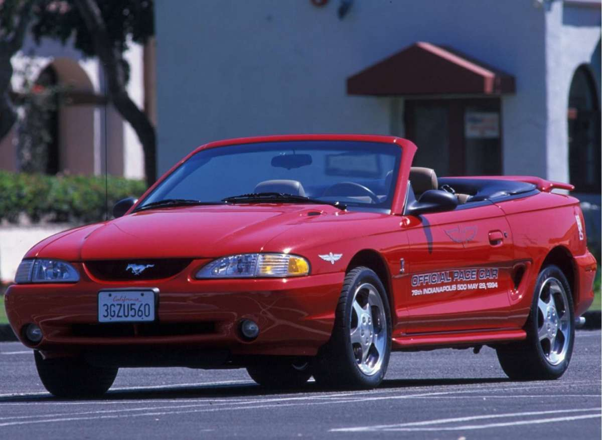 Ford Mustang 1994 frontale