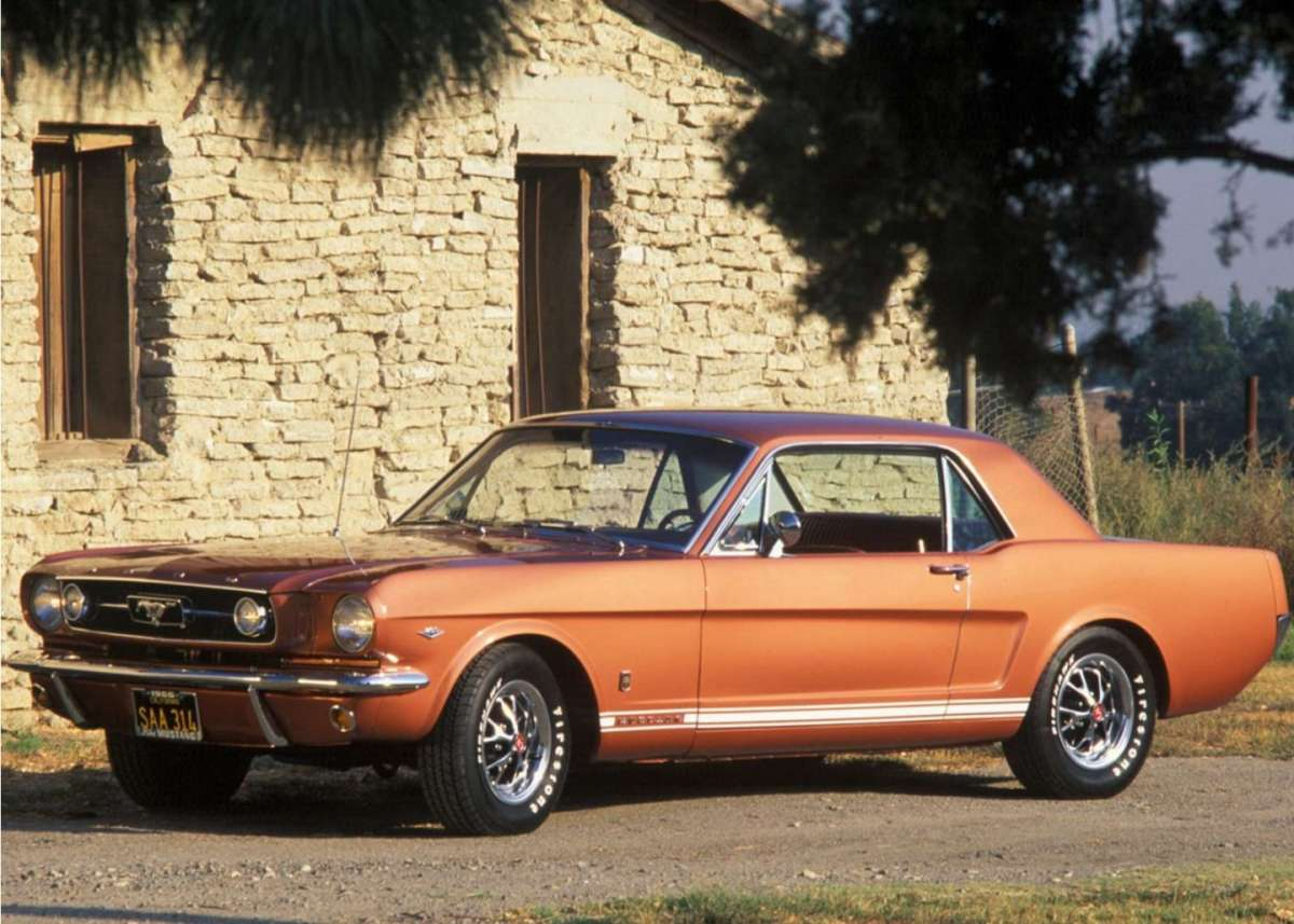 Ford Mustang GT muso