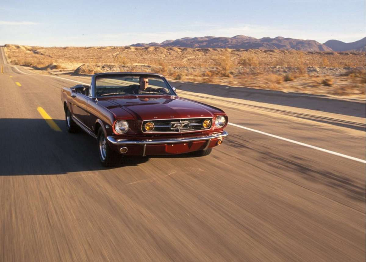 Ford Mustang K-Code 1965