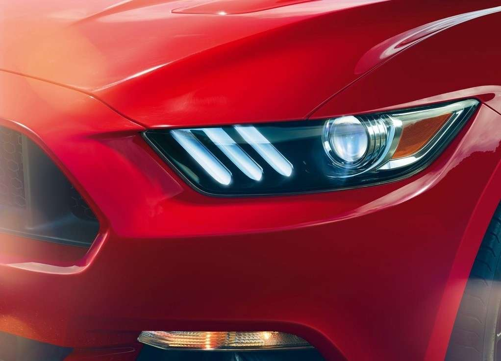 Ford Mustang 2014, fari sequenziali