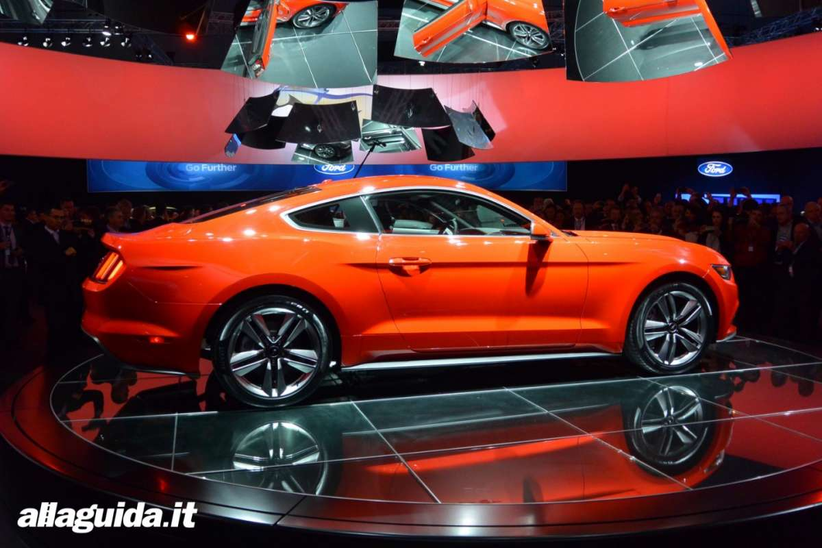 nuova Ford Mustang, GoFurther 2013