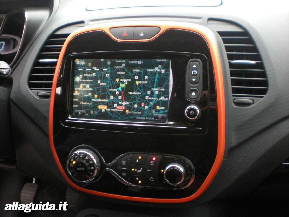 touch screen ed infotainment