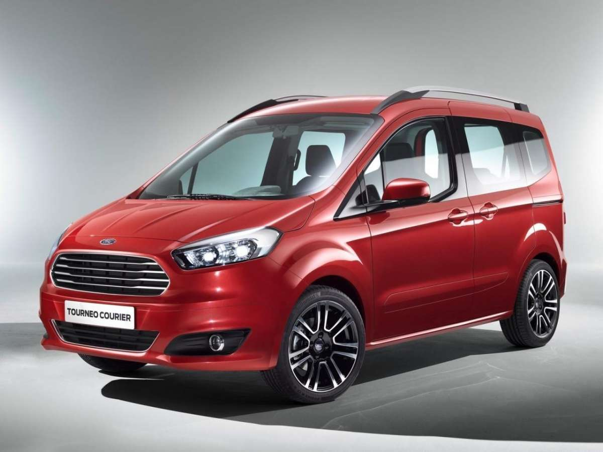 Ford Tourneo Courier muso