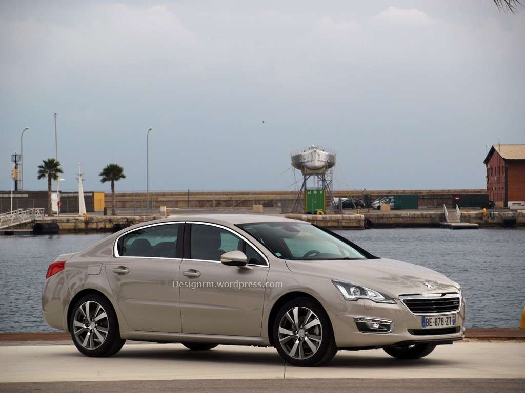 Peugeot 508 2014 restyling