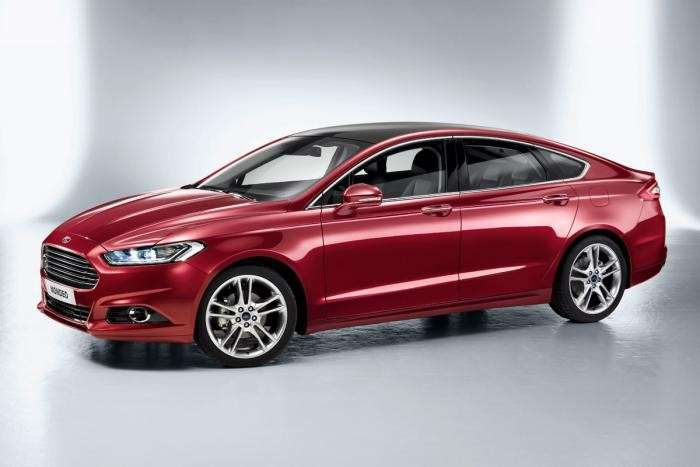 Ford Mondeo 2014 berlina