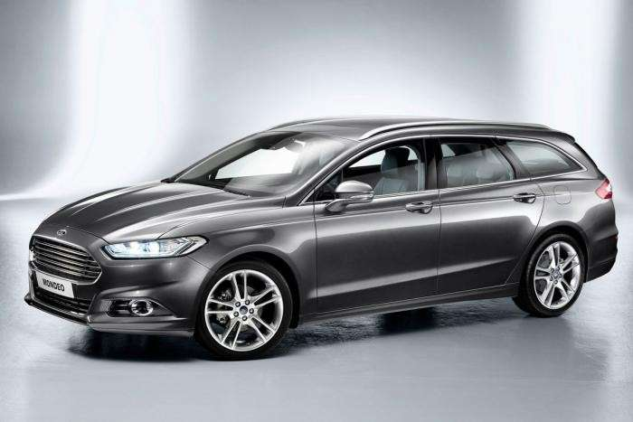 Ford Mondeo 2014 wagon
