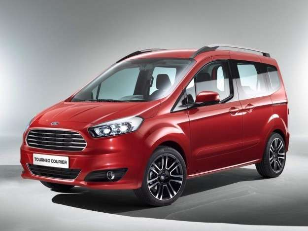 Ford Tourneo Courer 2014