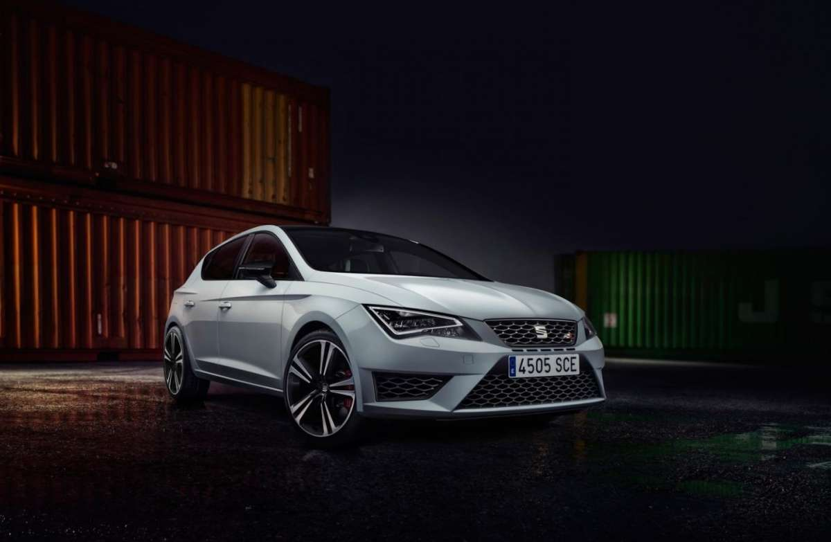 fari full led Seat Leon Cupra