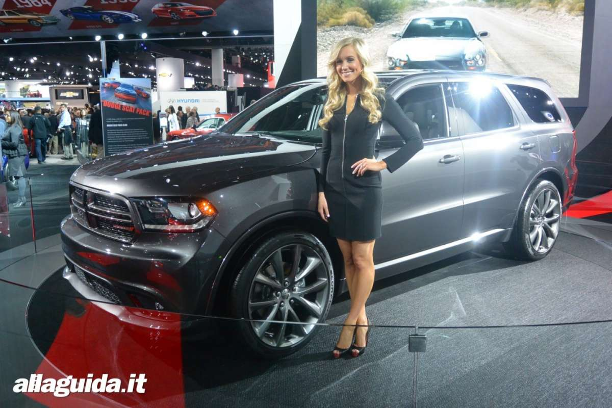 Le Hostess del NAIAS 2014 (11)