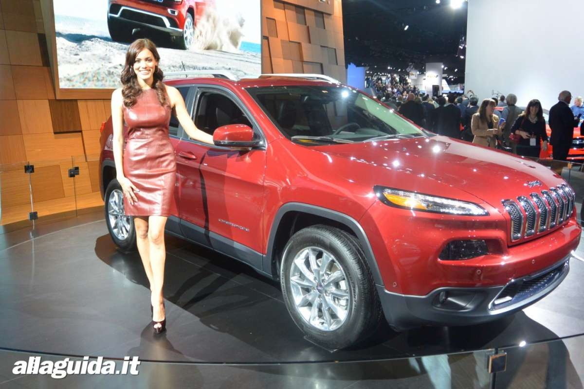 Le Hostess del NAIAS 2014 (14)