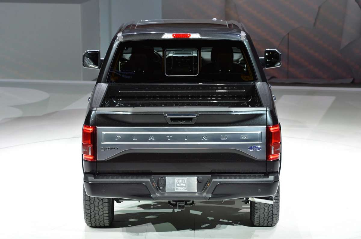 Il nuovo pick up Ford