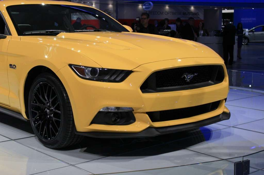 Ford Mustang 2014  muso