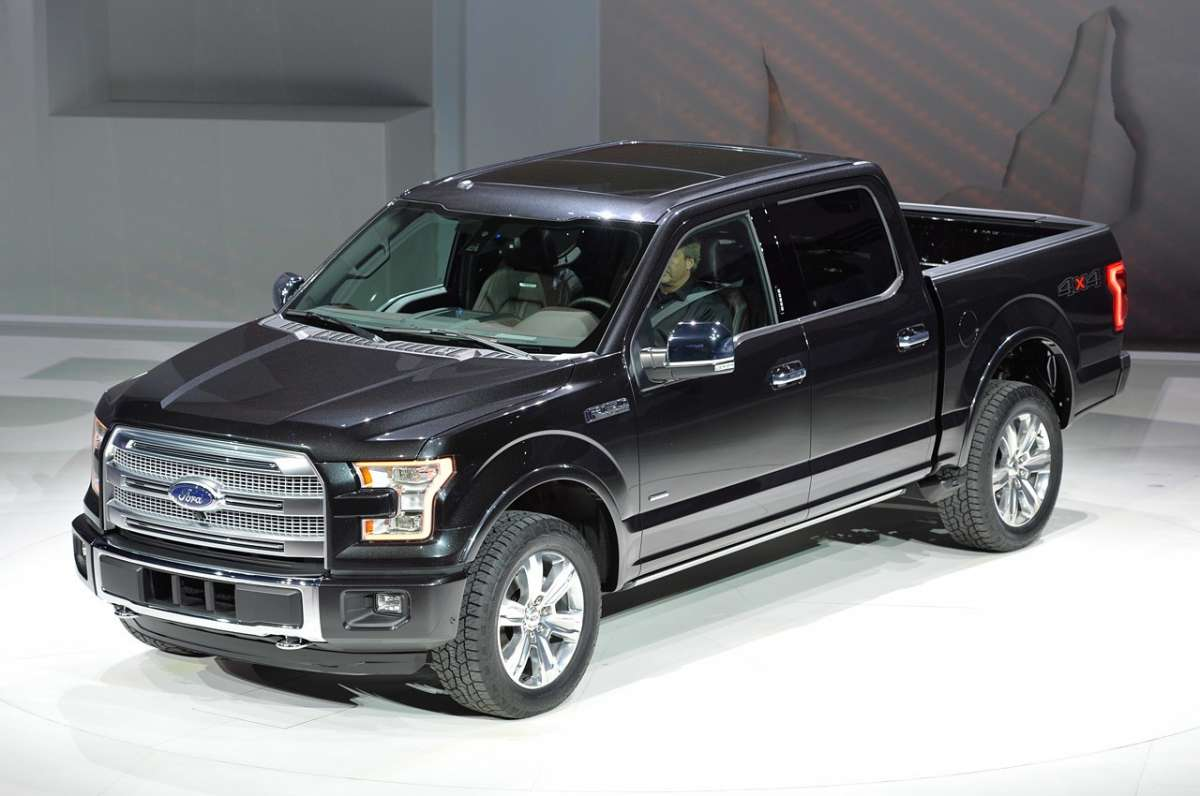 Nuovo Ford F-150 2014