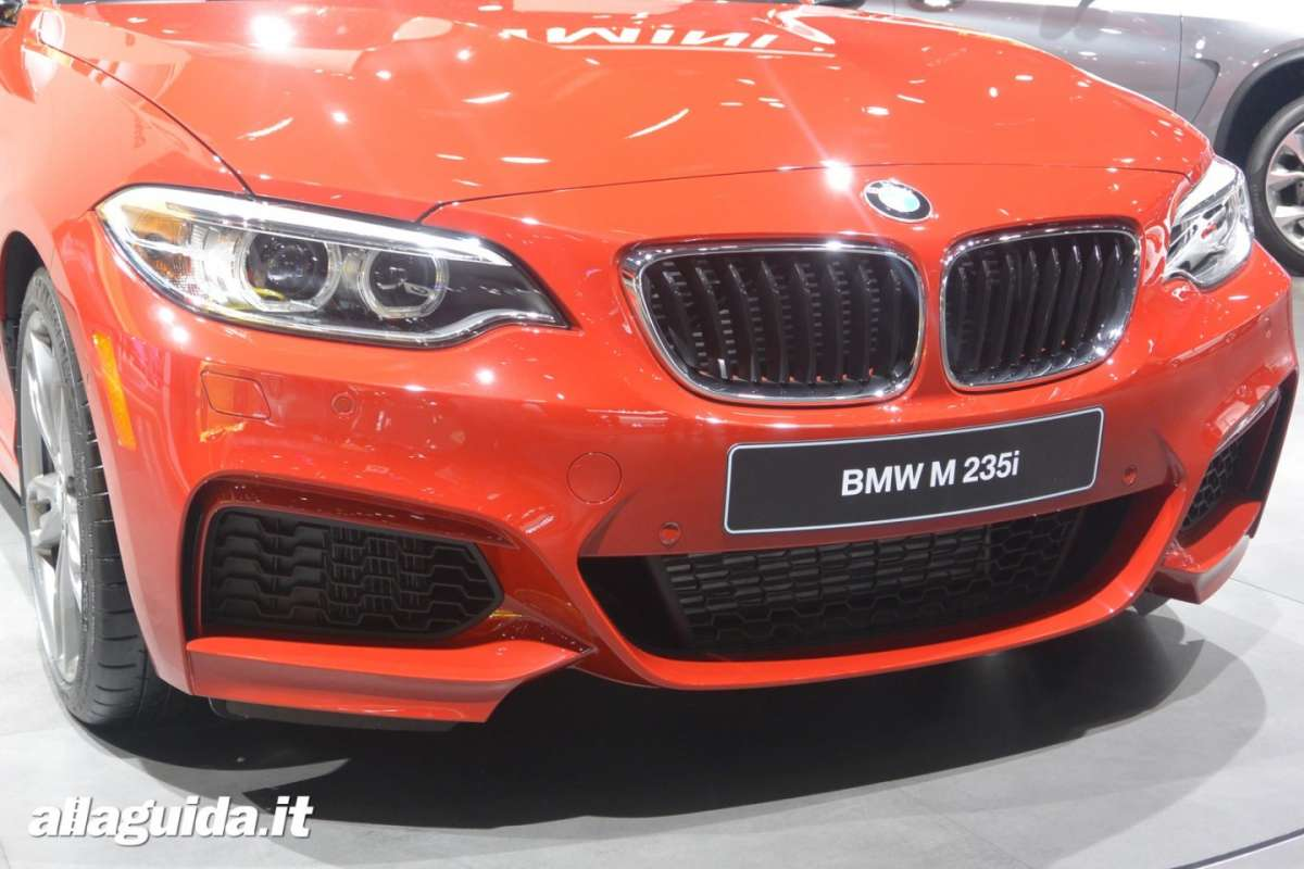 Bmw M235i, Salone di Detroit 2014 - 02