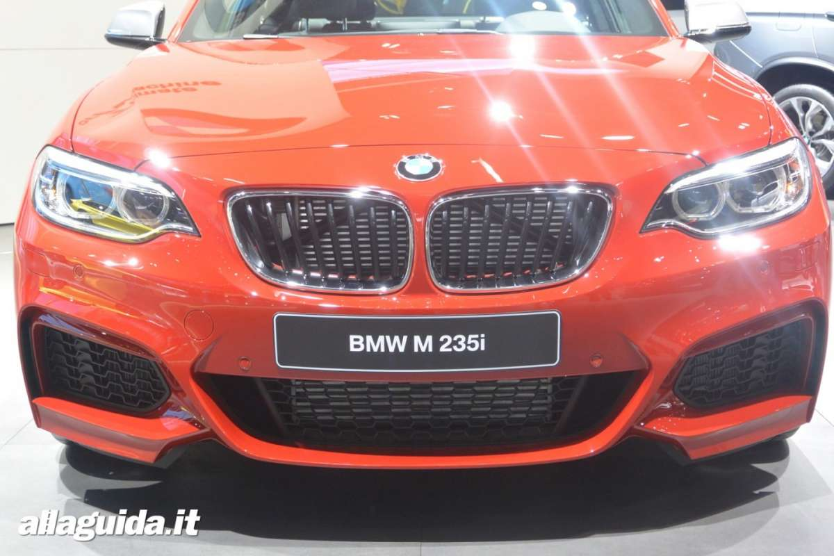 Bmw M235i, Salone di Detroit 2014 - 03