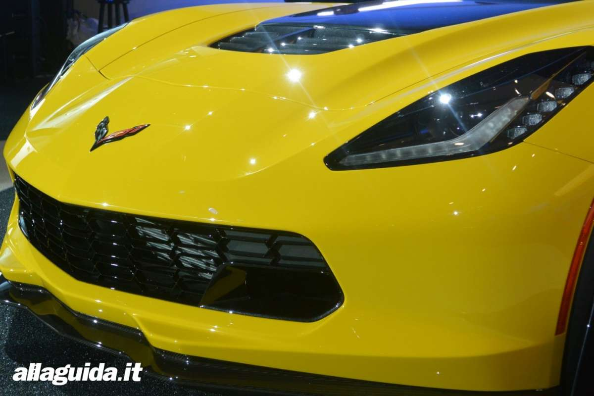 Chevrolet Corvette Z06, Salone di Detroit 2014 - 11