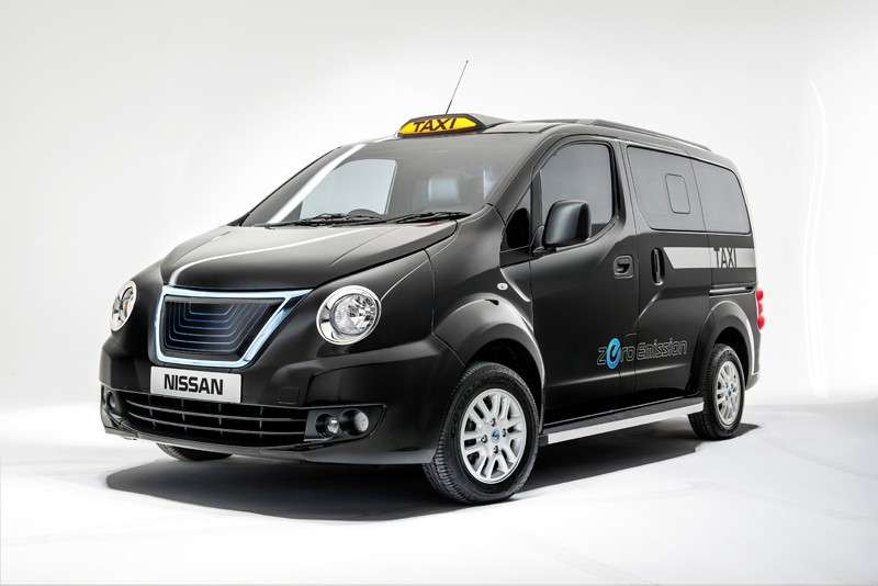 Nissan NV200 BlackCab