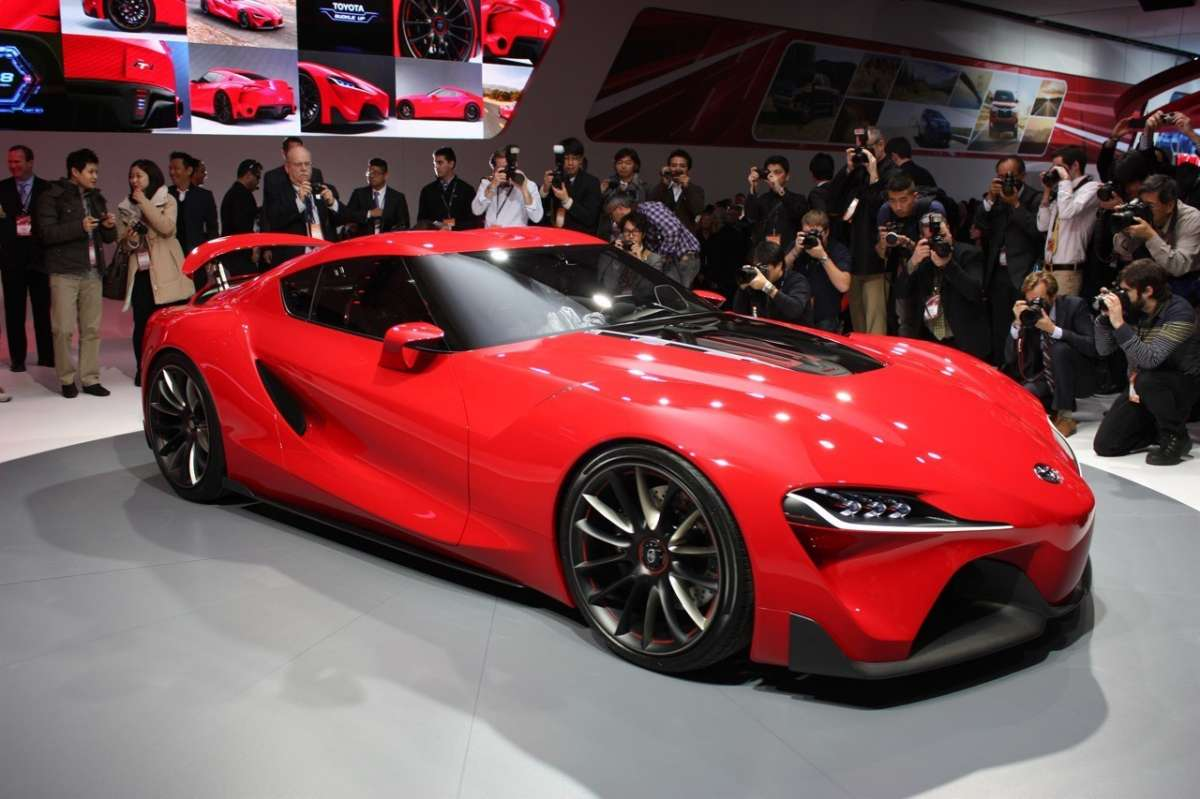 Toyota FT-1 muso