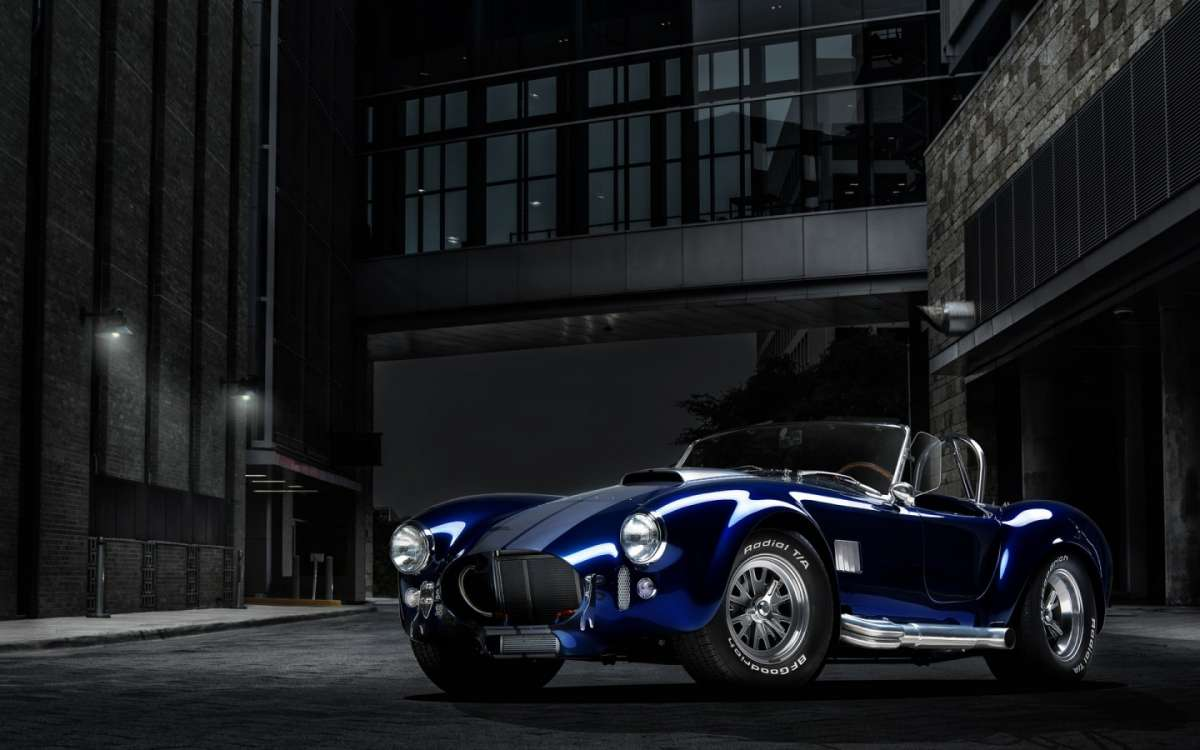 Shelby Cobra, fari