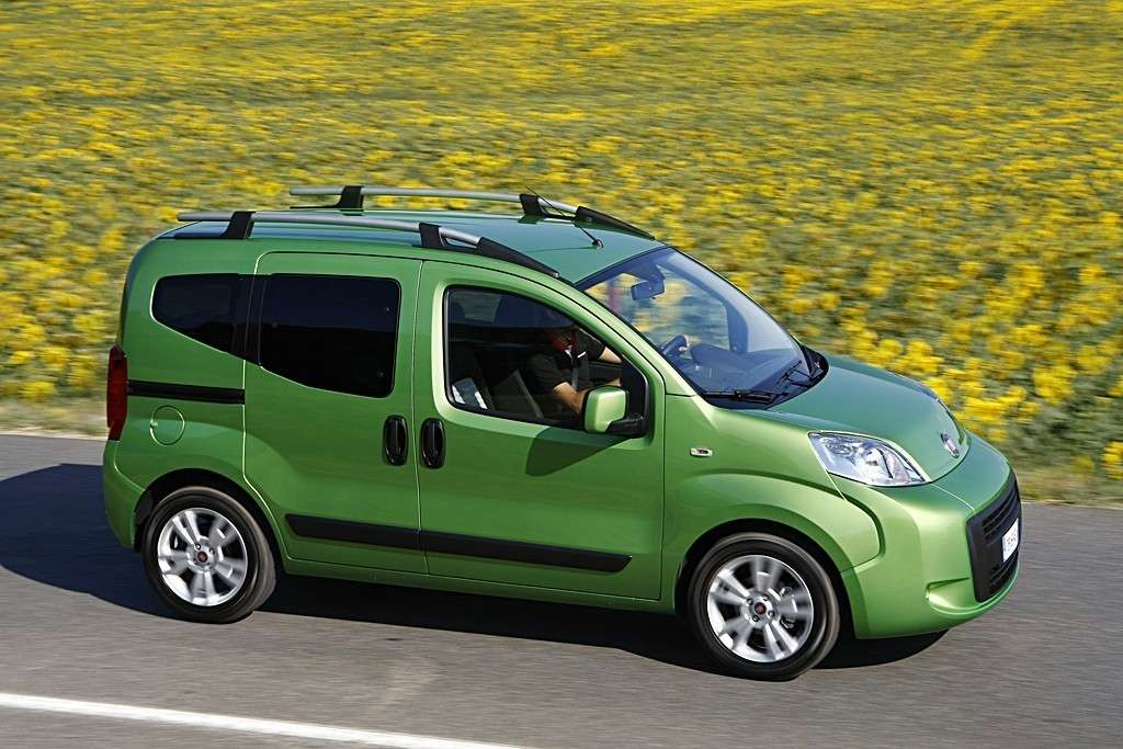 Fiat Qubo laterale