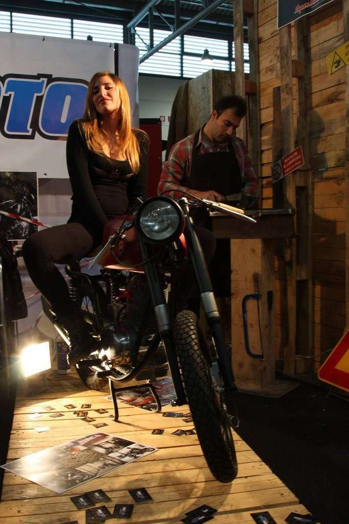 Hostess MotorBike Expo 2014 (9)