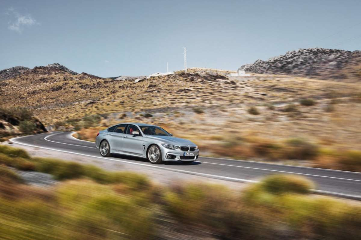Muso BMW Serie 4