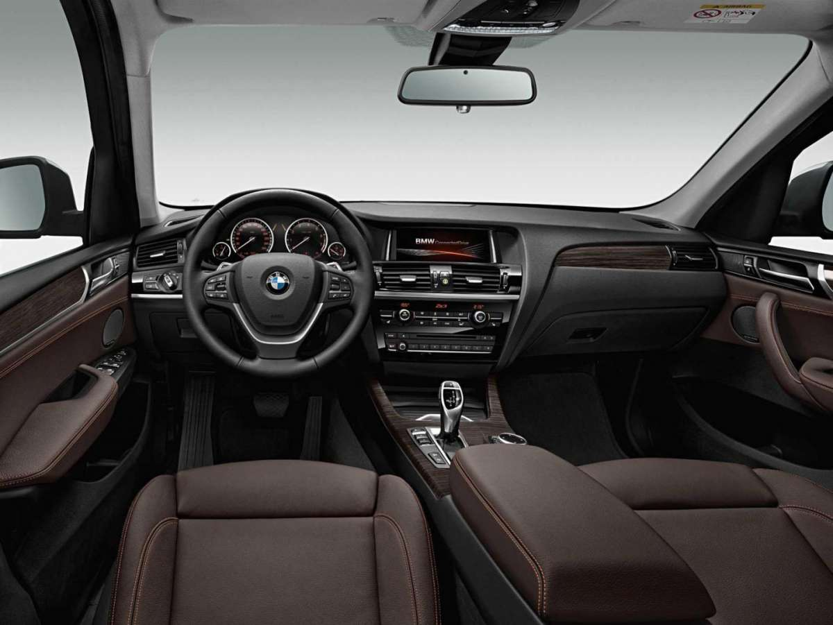 BMW X3 2014 interni
