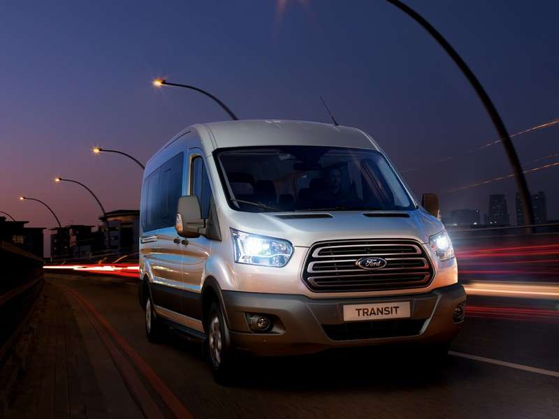 Nuovo Ford Transit 2014