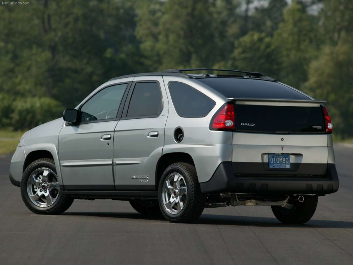 Pontiac Aztek Rally version