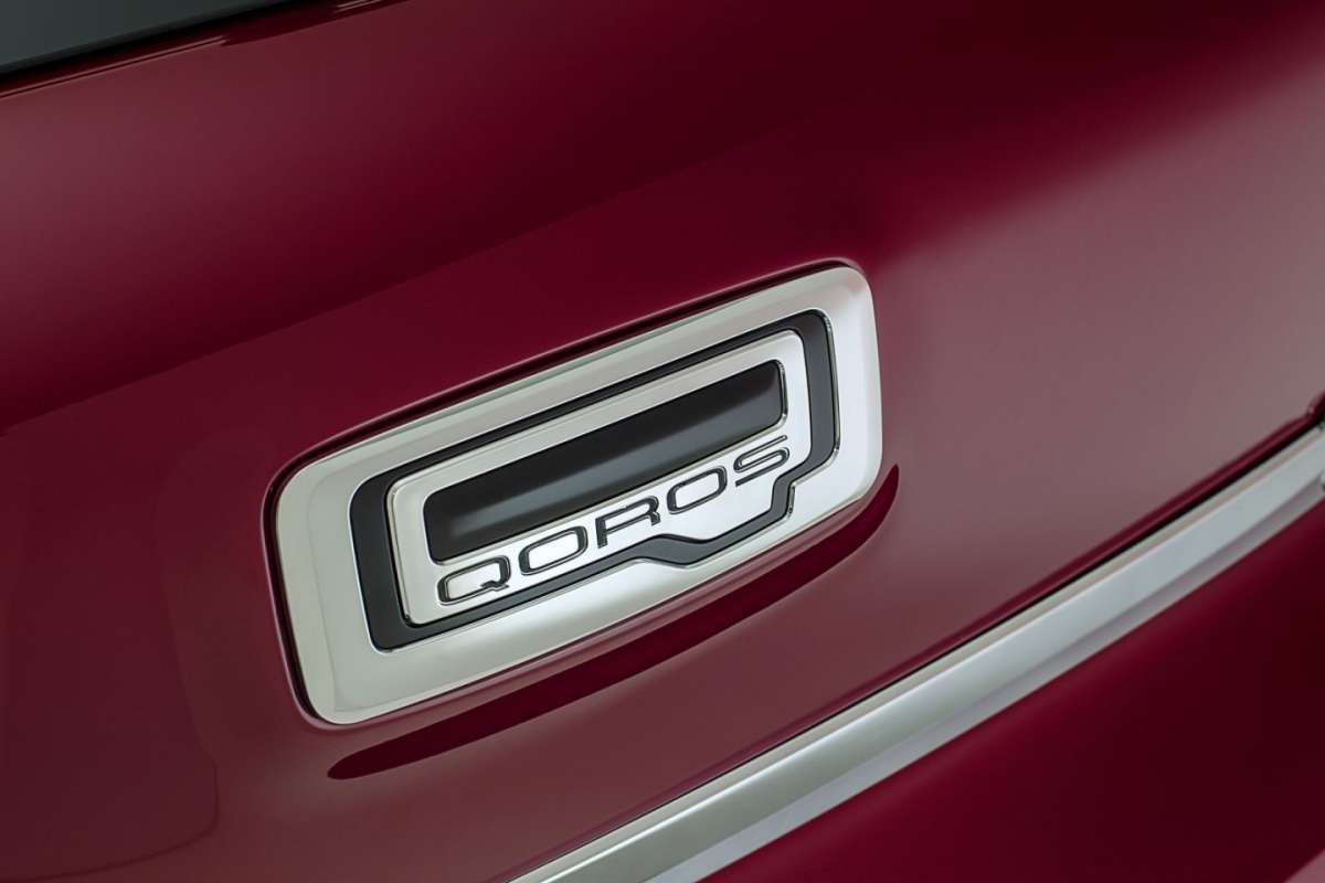 data di lancio Qoros 3 Hatch