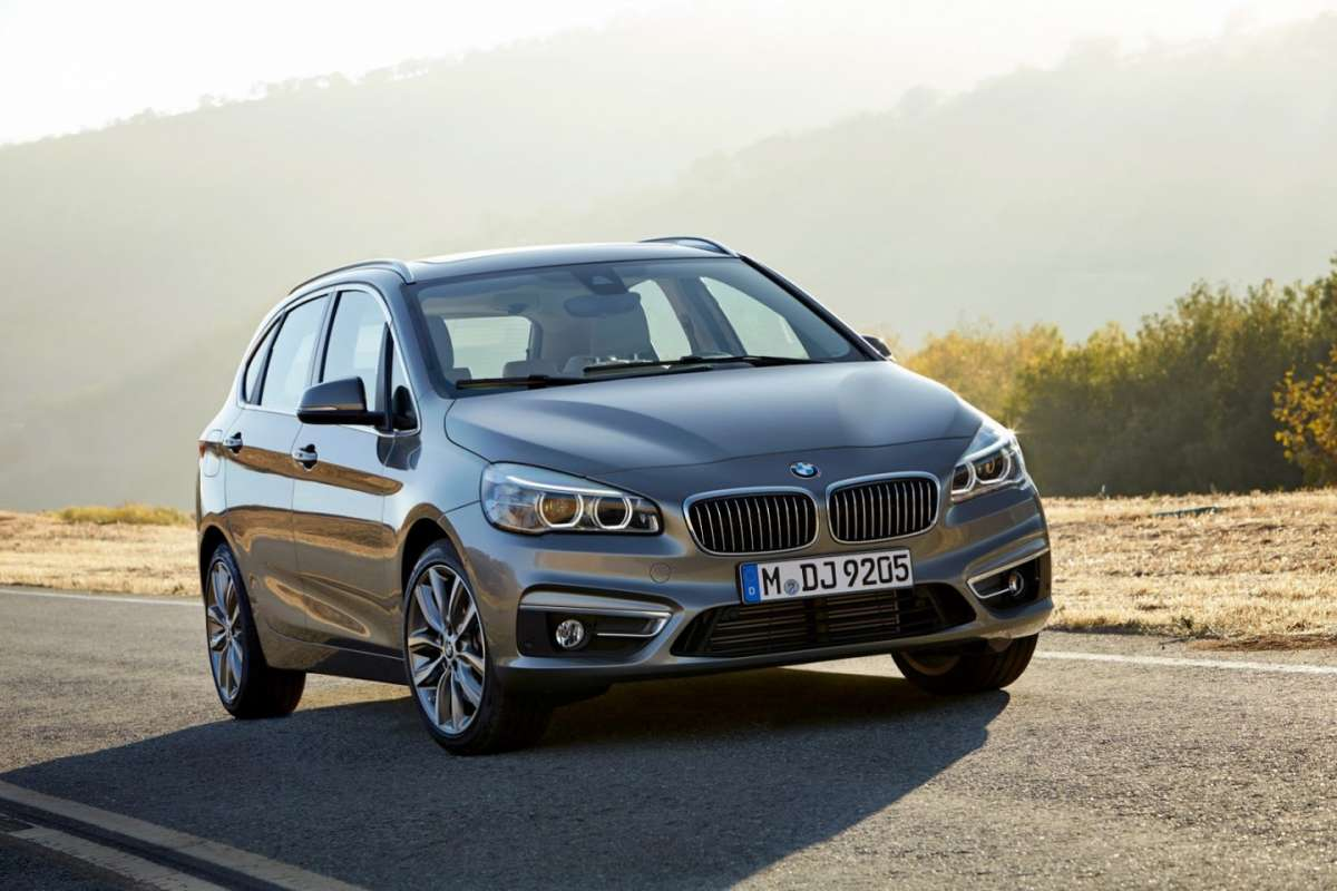 BMW Serie 2 Active Tourer muso
