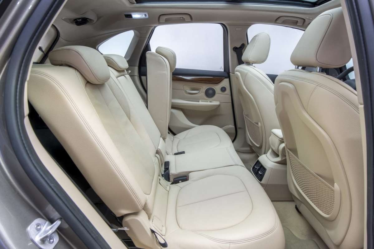 Interno BMW Serie 2 Active Tourer