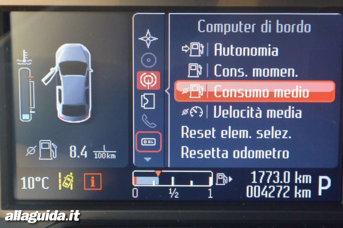 Ford S-max Display