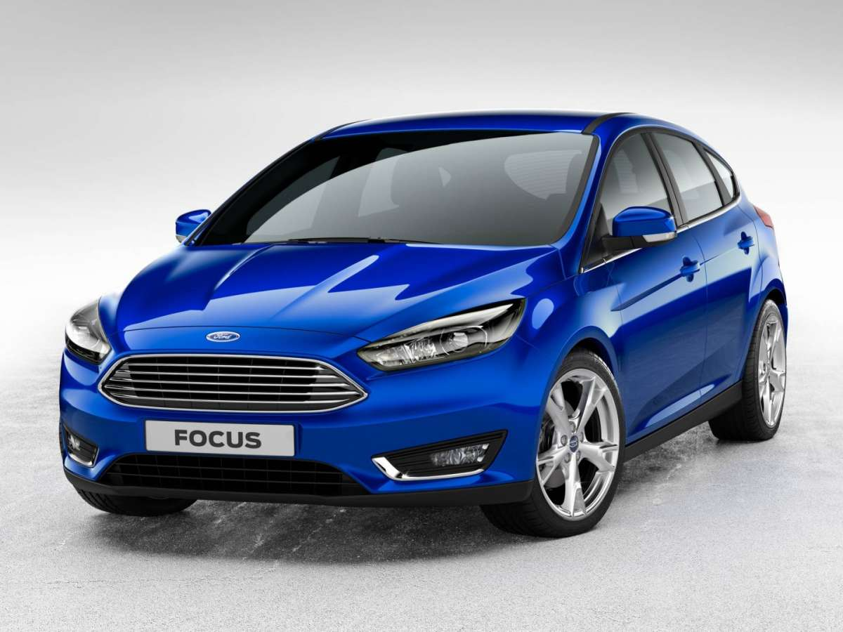 Ford Focus 2014 restyling muso