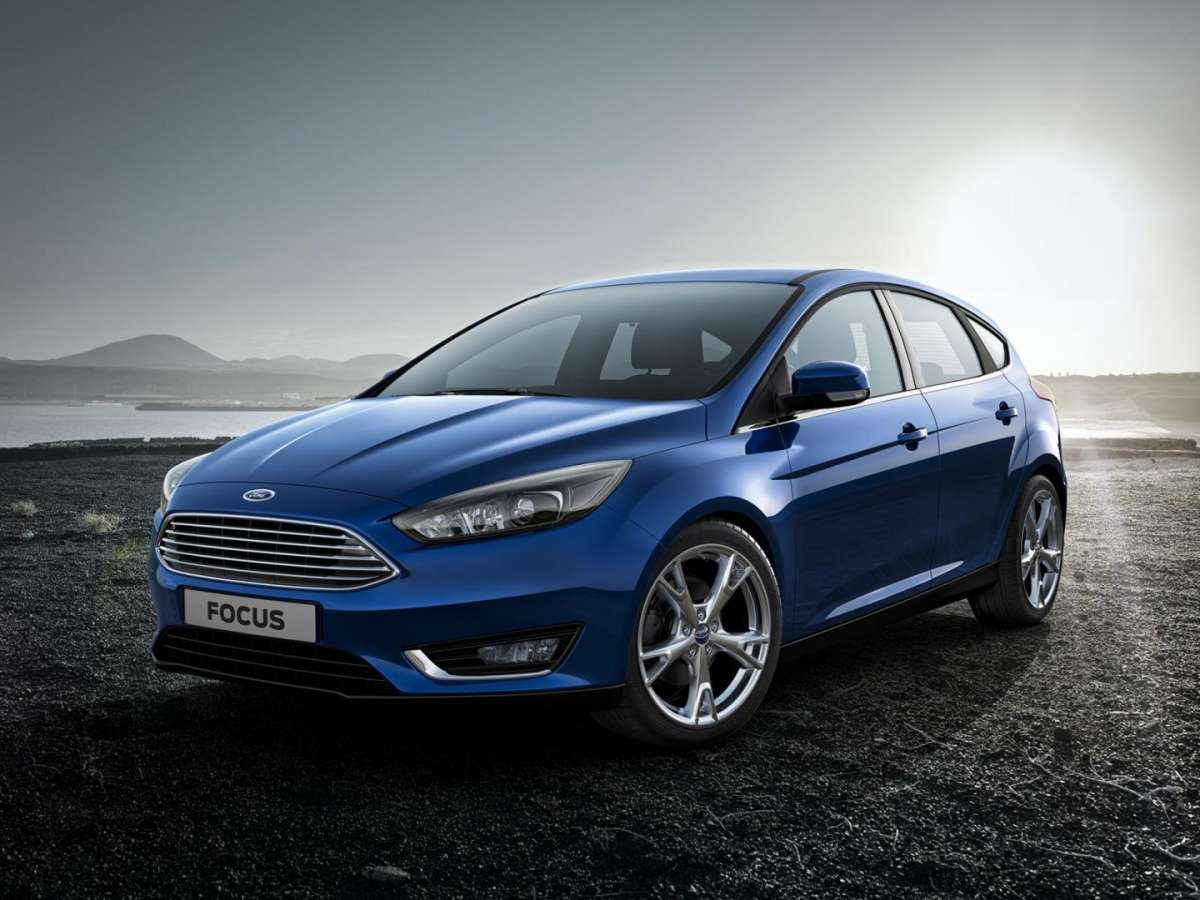 Ford Focus 2014 restyling